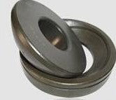 Spherical plain thrust bearings