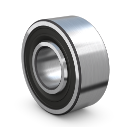 Self-Aligning Ball Bearings Sealed type (with contact type rubber seals)