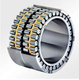 NNUP4080-2Z Two Row Cylindrical Roller Bearings
