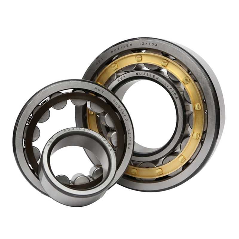 NJ NCF-V Single Row Cylindrical Roller Bearings