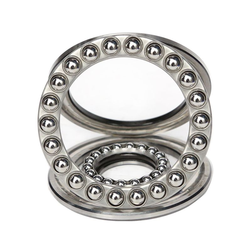 Double Direction Thrust Ball Bearing with Spherical Outer Ring