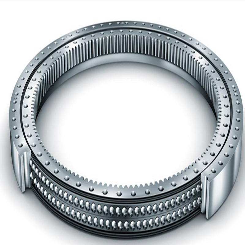 Single Row Crossed Roller Slewing Bearings - HJ Series
